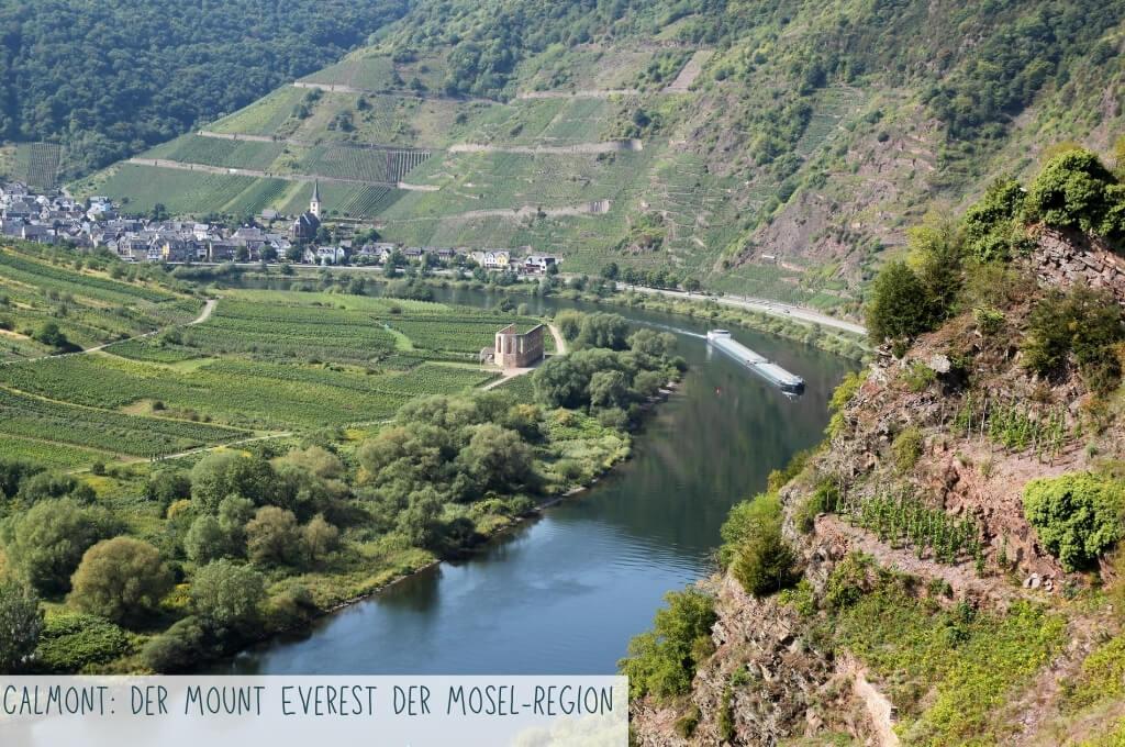 Weinwanderung an der Mosel am Calmont - wir berichten von unserer Tour   b-ceed