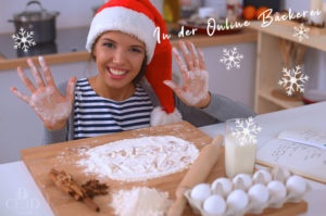 Virtueller Back Kurs - Online Weihnachtsfeier mit Abstand - bceed events