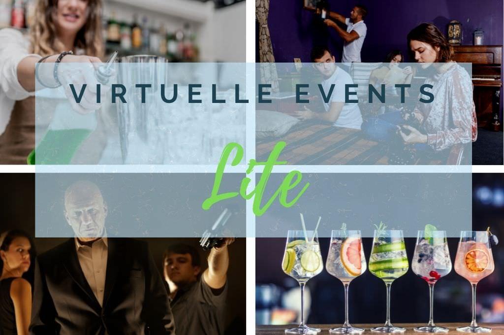 Virtuelle Events direkt buchen und sparen - Weihnachtsfeier Online 2021 - bceed eventagentur
