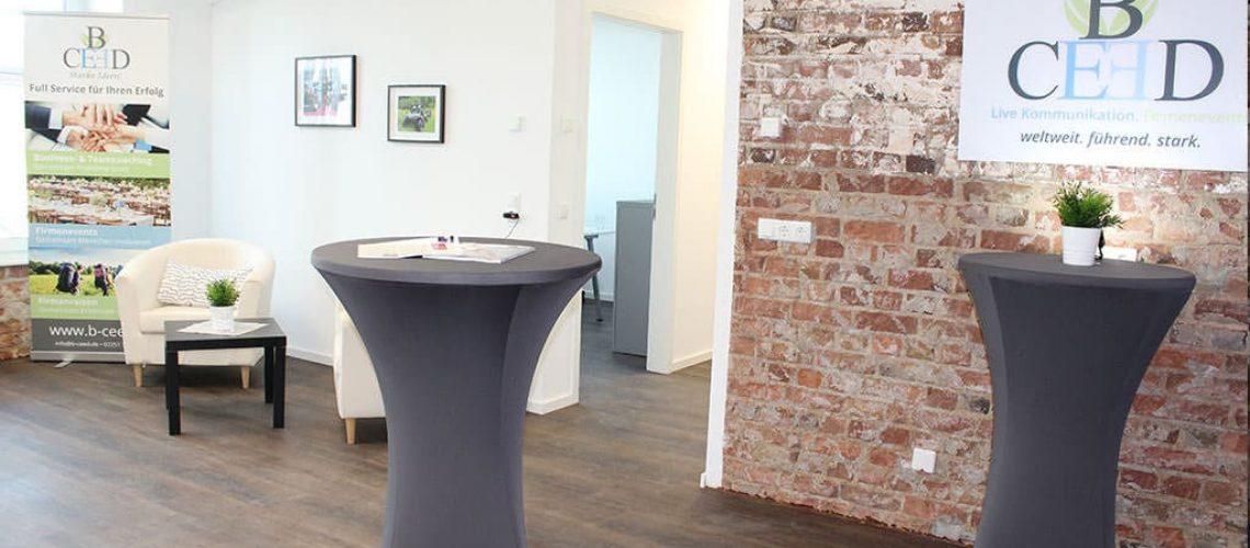 b-ceed eventagentur: neues büro in euskirchen flamersheim