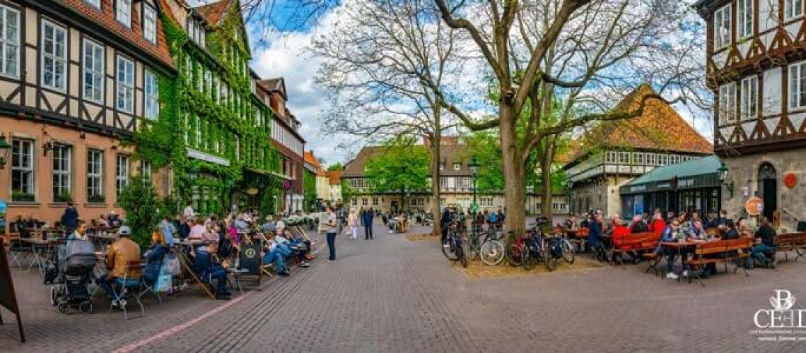 Die Altstadt Hannover mit Stadt Rallye als Teamevent