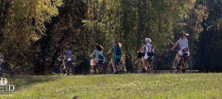 Team Event mit Stadt Rallye durch Köln auf dem Fahrrad