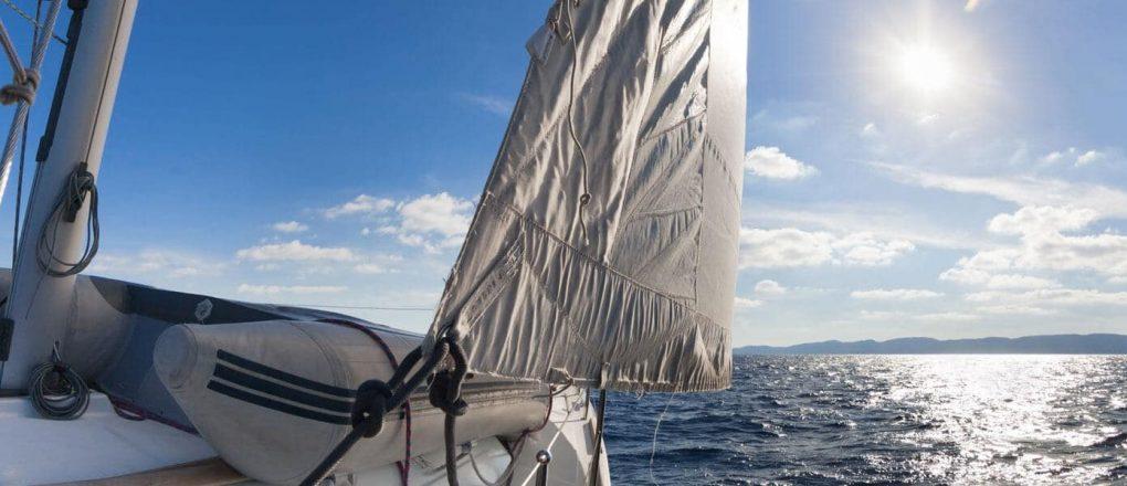 Incentive Reise im Atlantik: Segeln