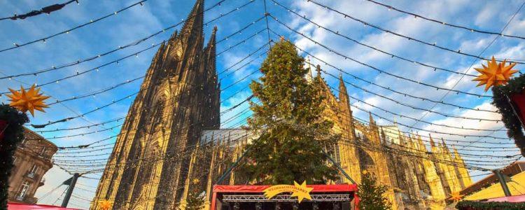 weihnachtsmarkt tour in Köln, Düsseldorf und Essen erleben